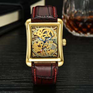 Wholesale Clocks: oem winner automatic skeleton mechanical mens watch