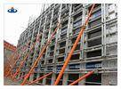Wholesale metal working: Metal Construction Formwork System Reusable Concrete Formwork 60KN/M2 Working Load