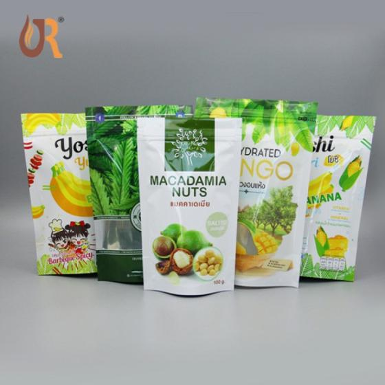 Sell Food Grade Stand Up Pouch with Zipper