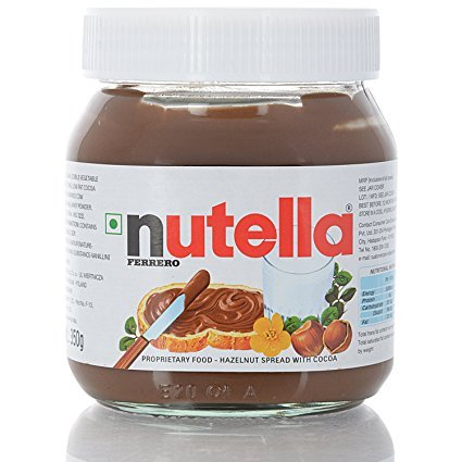 Nutella Chocolate All Sizes Available