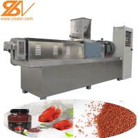 100-6000kg/H Automatic Fish Feed Pellet Extruder Machine Plant Equipment Production Line 4