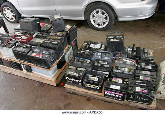 Power Supplies: Sell High Quality Standard Used Car Batteries