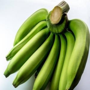 Wholesale custom transparent products: Fresh Green Cavendish Banana