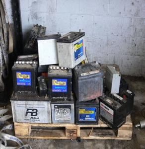 Used Car Batteries Near Me >> Drained Lead Acid Battery Scrap