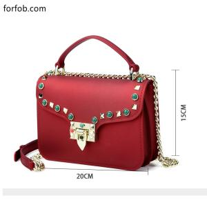 Wholesale handbag for lady: New Weave Genuine Leather Fashion Leisure Cow Leather Handbag for Ladies