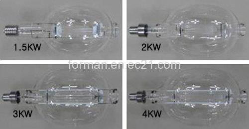 Sell : metal halide fishing lamp 2KW