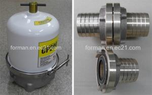Wholesale hose: Centrifugal Oil Cleaner & Hose Coupling