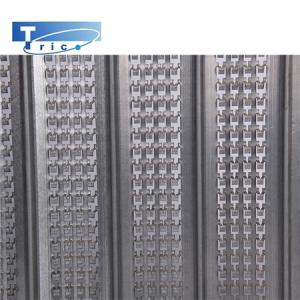 Wholesale marine hardware: Construction Permanent Steel Mesh Hy-Ribbed Formwork Sheet