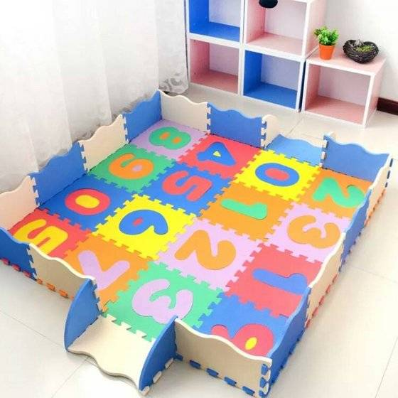 Sell Children Crawl Carpet foam puzzle mat