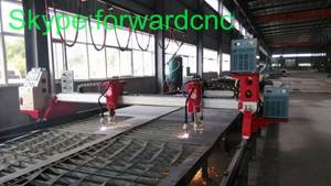 Wholesale gantry cutting machine: Gantry CNC Plasma Flame Cutting Machine