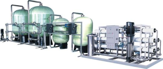 Sell 15000L/H Reverse Osmosis System Water Treatment Machine