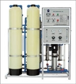 Wholesale stainless steel mud valves: 300L/H Reverse Osmosis System Water Treatment Machine