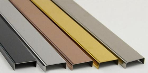 Stainless Steel Trim Edge Profile Sheet Metal - GUANGYE