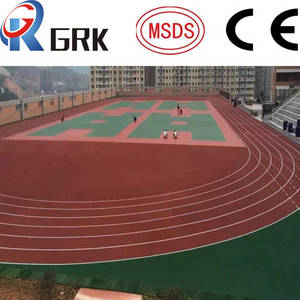 Wholesale Paint & Coatings: Factory Direct! Acrylic Coating, SPU Flooring and PU Athletic Tracks Material CE/SGS/ITF Certificate