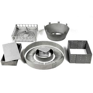 Wholesale heating machine: OEM Machined Sapphire Growth Industry Moly Parts for Heating ASTM B 386