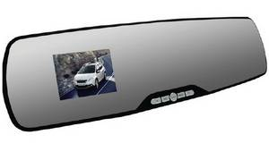 Wholesale mhd: 2.7 Inch 1080P Rearview Mirror Car DVR