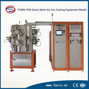 Wholesale eyeglasses: FOXIN-PVD Multi Arc Magnetron Sputtering Ion Plating Machine for Tooling Mold