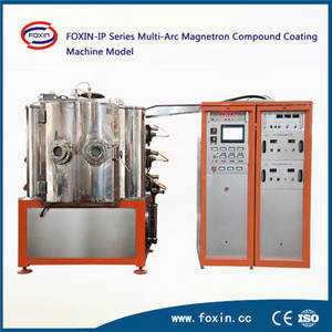 Wholesale roots type vacuum pump: Watch Titanium IPG Plating Machine