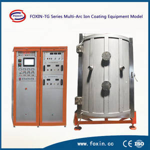 Wholesale sanitary fitting: Sanitary Fitting PVD Coating Machine
