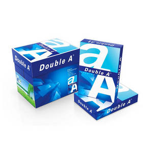 Wholesale a4 papers: High Quality Double A Office Copy Paper A4 80g