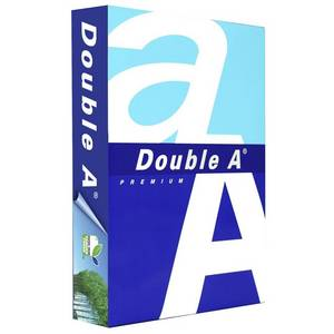 Wholesale white paper: Double A White A4 Paper 80 GSM (210mm X 297mm)