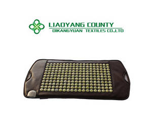 Wholesale far infrared ray: Far Infrared Ray Jade Heating Pad Mat