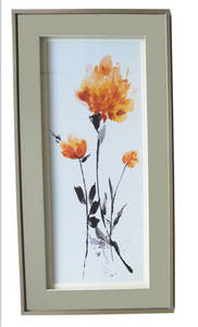 Wholesale plastic mold: 30*60cm Plastic Molding Mirror Border Decorative Oil Painting Picture Frame