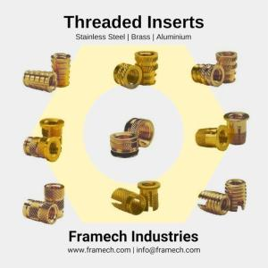 Wholesale Other Fasteners: Brass Threaded Inserts