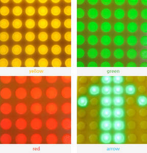 Wholesale water resistance test: LED Ground Signal Light & LED Safety Guide Block