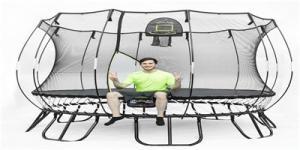 Wholesale garden: Indoor & Garden Trampoline 15ft,Trampoline Combo with Enclosure