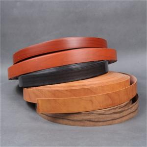 Wholesale environmental wood door: PVC  Edge Banding Tape for Furniture Accessories