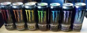 Wholesale monster energy drink: Monster Energy Drink 330ml and 500ml