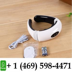 Wholesale Physical Therapy Equipment: Comfortable-Neck-Massager-Patch-Massager-Office-Relaxation