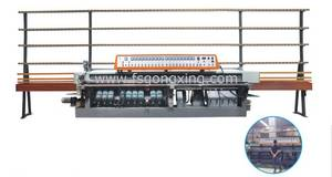Wholesale cerium oxide polish: Glass Bevelling Edging Machine Model GXM919AP