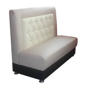 Wholesale modern sofa: Restaurant Booth Sofa, Restaurant Booth Seat, Single Side Booth Sofa, Modern Sofa for Sale