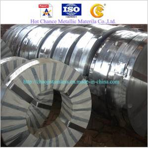 Wholesale Stainless Steel Strips: SUS 201, 304 Slitting Stainless Steel Coil and Strip