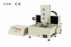 Wholesale cnc router: Mini DIY CNC 3040 Woodworking Router Machine Engraving Tool Milling Machinery Come with Water Chann