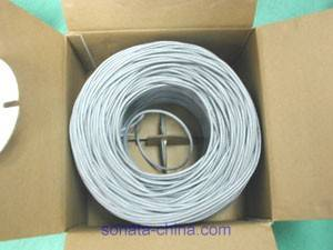 Sell NETWORK Cable UTP/FTP/STP  Cat5e