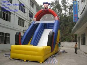 Wholesale Trade Show Advertising: Inflatables