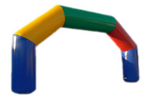 Wholesale inflatable archways: 5-sides Inflatable Arch