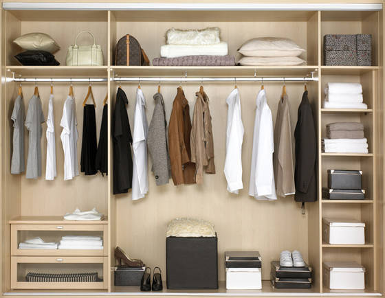 Wardrobe,Armoire,Clothes Closet Image