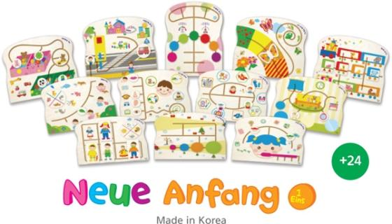 Educational Toy - Neue Anfang