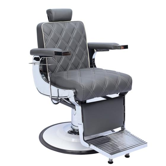 Old Style Barber Chair Size Reclining MY-8663