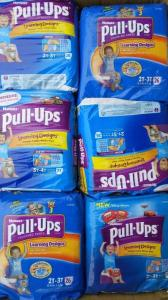 Wholesale boy's pants: Huggies Pull UPS Training Pants Boys 2 3t, Diapers Disposable