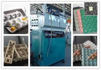 Reciprocating Waste Paper Egg Tray Machine