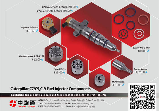 Sell Repair kits 402671 for C7,C9 Injector