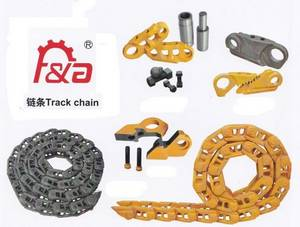 Wholesale bulldozer d7g: Bulldozer & Excavator Track Link Assembly
