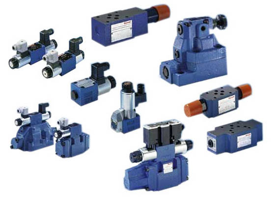 Sell Rexroth hydraulic valve 4WE6 / 4WE10 / WH, etc...