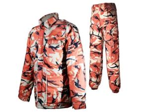 Wholesale waterproof jacket: Camo Hunting Jacket Waterproof with Fleece Jacket