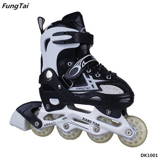 children shoes: Sell Children Soft Roller Inline Skate Shoes Freestyle Learners Patins (DK1001)